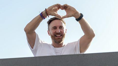 Ibiza - David Guetta