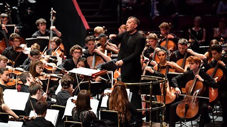 BBC Proms - Thomas Adès: Polaris (Prom 28)