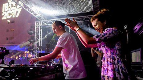 Ibiza - Disclosure B2B Annie Mac