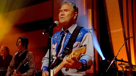 Glen Campbell - Wichita Lineman (Later Archive 2008)