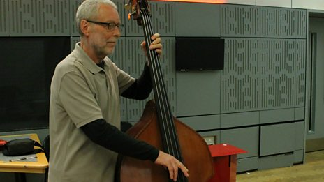 Jazz greats Dave Holland, Norma Winstone and Julian Joseph play together for the first time