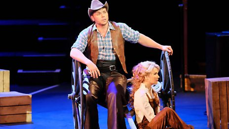 Oh, What A Beautiful Mornin', from Rodgers & Hammerstein's Oklahoma! (Prom 35)