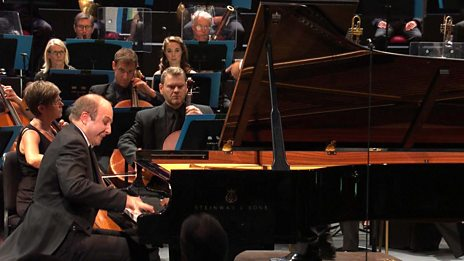 BBC Proms - Rachmaninov: Piano Concerto No 3 in D minor (Prom 37)