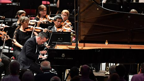 Inon Barnatan's encore: Mendelssohn's Rondo Capriccioso (Prom 39)