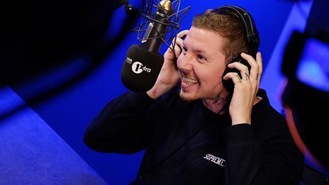 In Depth With Professor Green