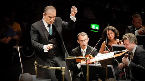 The Proms audience Get Lucky with a dance music classic treat in this surprise encore (Prom 42)