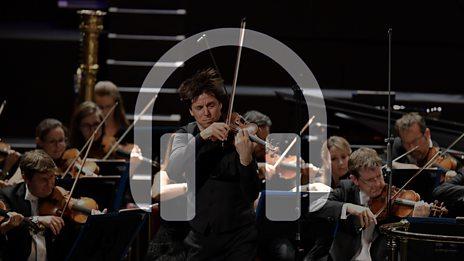 Lalo: Symphonie espagnole (in binaural sound) (Prom 43)