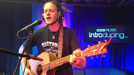Alex Cavan - Long Mile (BBC Introducing in Lincolnshire session)