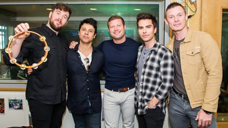 The Stereophonics live in session on Radio 2