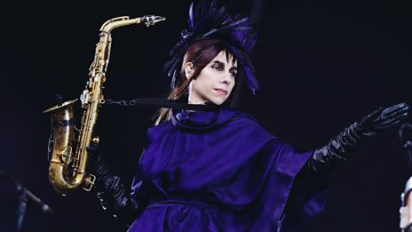 PJ Harvey live from Green Man Festival