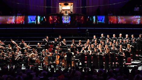Bach: Herr, unser Herrscher, dessen Ruhm in allen Landen herrlich ist! (Prom 49)