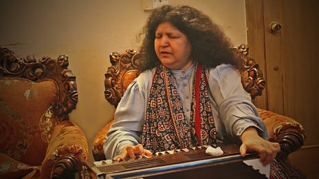 An exclusive track from the Queen of Sufi music