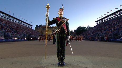 Trailer for The Royal Edinburgh Military Tattoo
