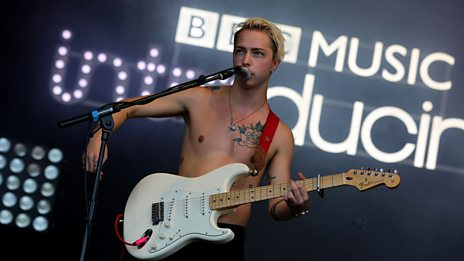 Reading and Leeds Festival - The Hunna