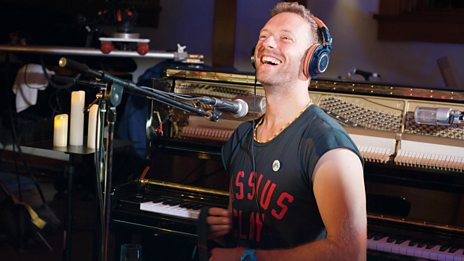 Chris Martin - Live Lounge