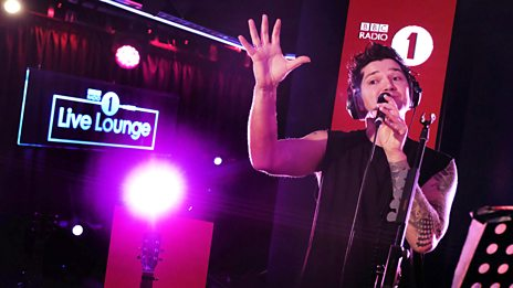 Live Lounge - The Script