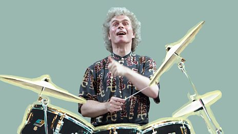 """Simon Rattle: """"There was nothing I wanted more than to be a drummer"""""""