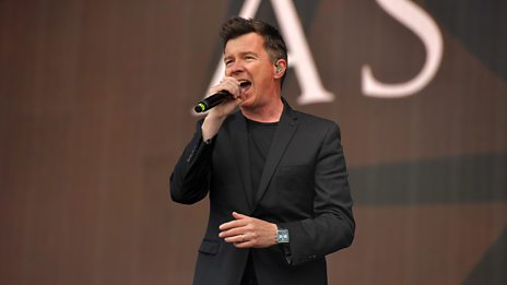 Rick Astley - Radio 2 Live in Hyde Park 2017 Highlights