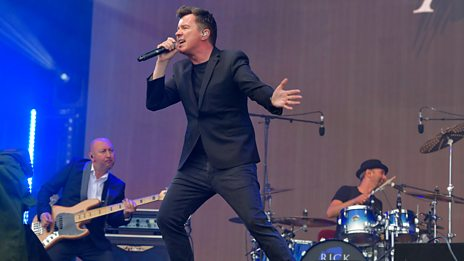 Rick Astley - Angels On My Side (Radio 2 Live in Hyde Park 2017)