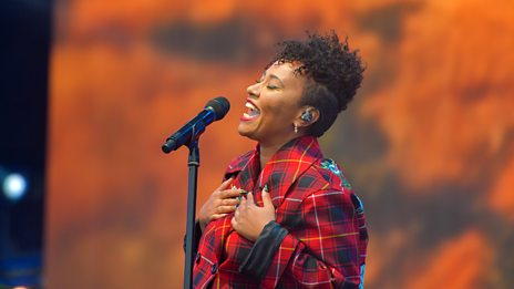 Radio 2 Live in Hyde Park - Emeli Sandé
