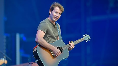James Blunt - Bonfire Heart (Radio 2 Live in Hyde Park 2017)