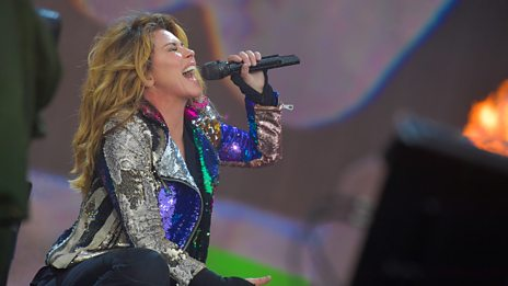 Shania Twain - Swingin' With My Eyes Closed (Radio 2 Live in Hyde Park 2017)
