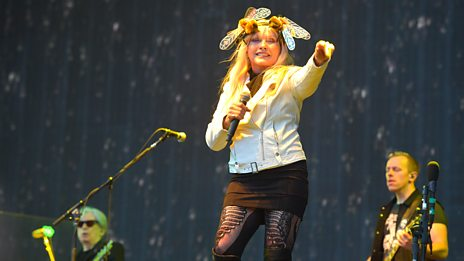 Radio 2 Live in Hyde Park - Blondie