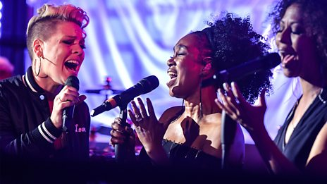 The Live Lounge Show - P!nk and More