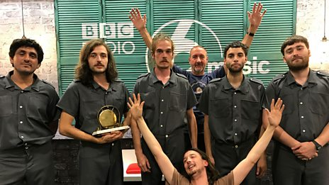 DUDS in session for Marc Riley