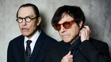 Sparks  - live in session for Marc Riley