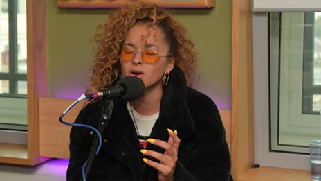 """It's a song that is so beautiful"" - Ella Eyre performs a stunning cover of Seal's Kiss From A Rose"
