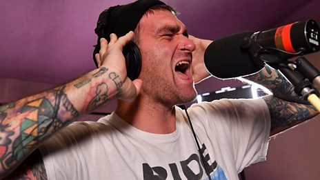 New Found Glory Live In Session At Maida Vale