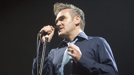 World Exclusive: Chris has the first play of Morrissey's new single!