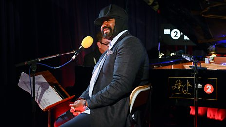 Gregory Porter performs Just The Way You Are