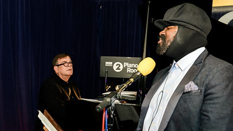 Gregory Porter performs Smile
