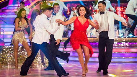 Chris reckons he knows what kind of judge Shirley Ballas will be...