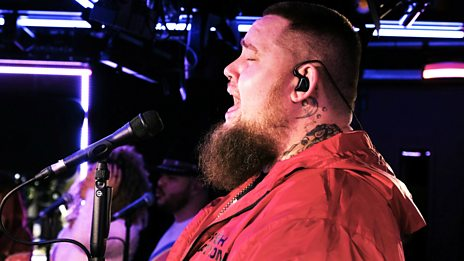 Live Lounge - Rag'n'Bone Man