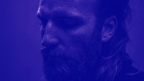 "Ben Frost: ""It's not an original idea…I actually stole it from Emmylou Harris…"""