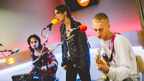 "Wolf Alice perform a stunning cover of ""Another Girl, Another Planet"""