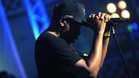 Live Lounge - JAY- Z Interview