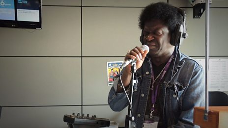 Archive Interview: Charles Bradley chats to Craig Charles