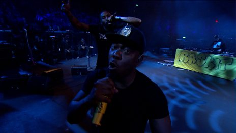 Dizzee Rascal - Space - Later 25 live at the Royal Albert Hall