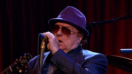 Van Morrison and Chris Farlowe - Transformation - Later 25 live at the Royal Albert Hall