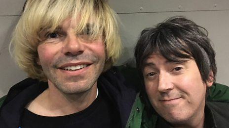 The Charlatans at Lakefest 2017