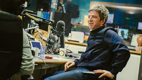 'I never thought I was capable of doing anything different' - Noel Gallagher chats to 6 Music Breakfast