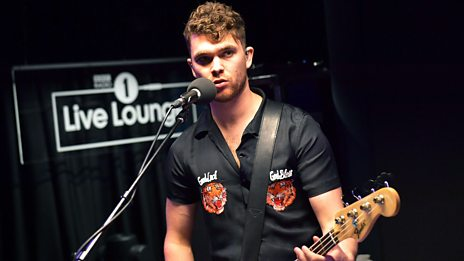 Royal Blood - Live Lounge