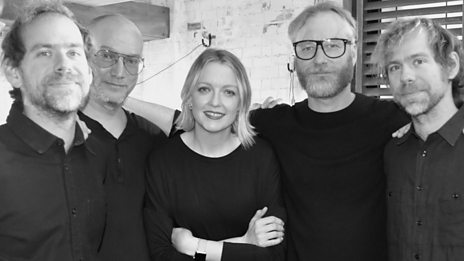 Lauren chats to The National
