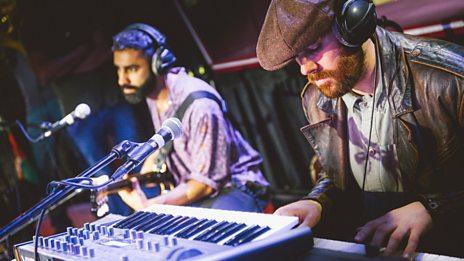 Live Lounge - Rudimental with James Arthur