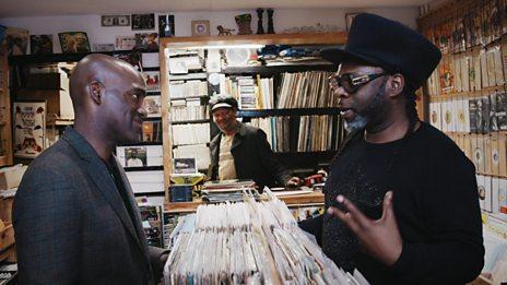 Record Shops, Pirate Radio and White Label Records