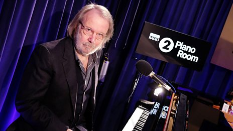 Benny Andersson performs Anthem